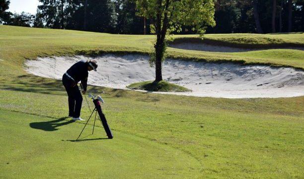 セルフスタンドゴルフクラブケース