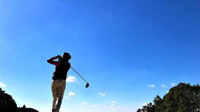 ゴルフパンツ 冬
