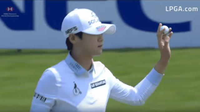 【2019年】HSBC女子チャンピオンズ 結果、ハイライト動画