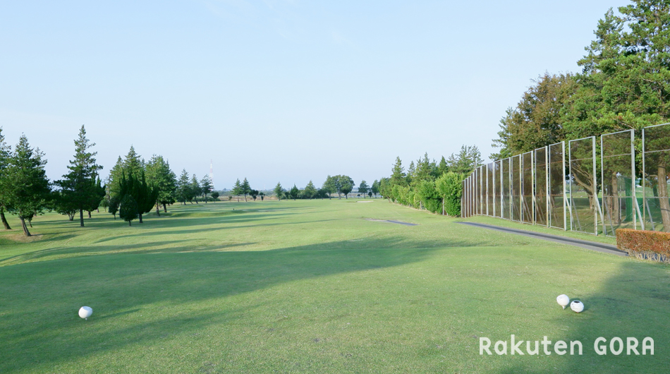 上武ゴルフ場