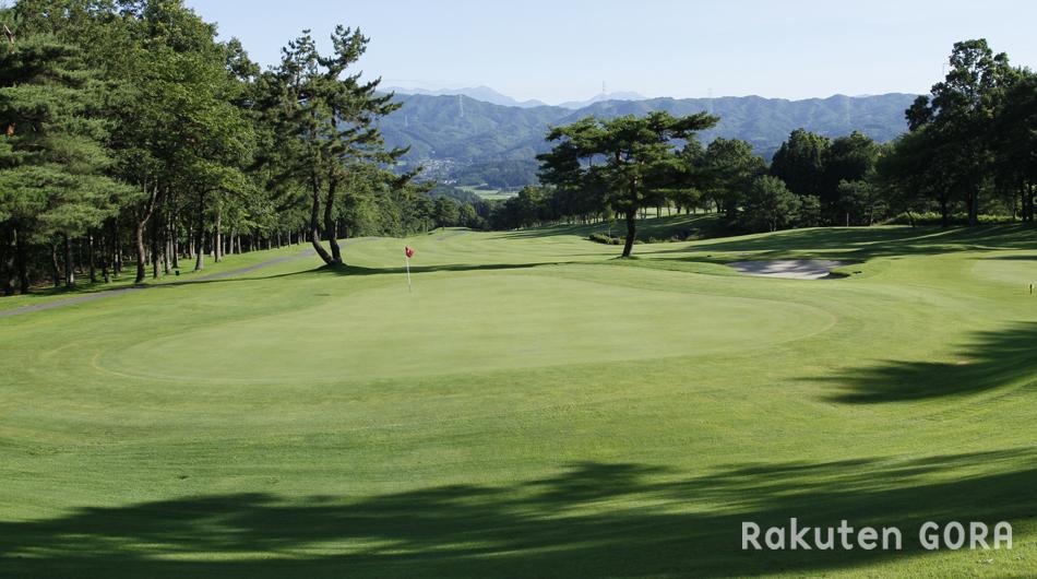 ノーザンカントリークラブ 上毛ゴルフ場