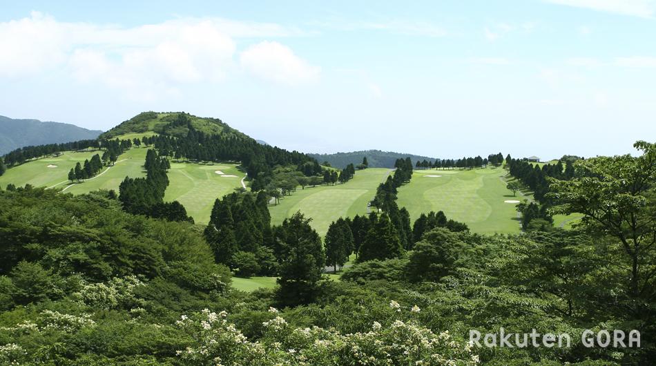 箱根湯の花ゴルフ場