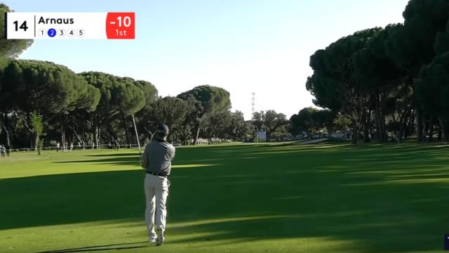 【アドリ・アーナス ゴルフ動画】2019年ツアーハイライト動画を中心にご紹介!
