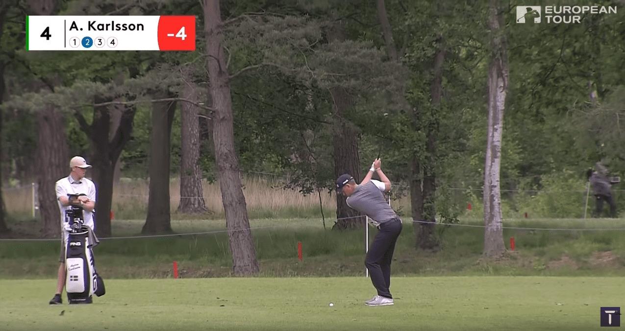 【アントン・カールソン ゴルフ動画】2019年ツアーハイライト動画を中心にご紹介!
