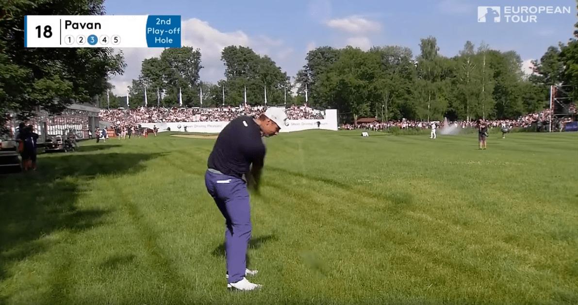 【アンドレア・パバン ゴルフ動画】2019年ツアーハイライト動画を中心にご紹介!