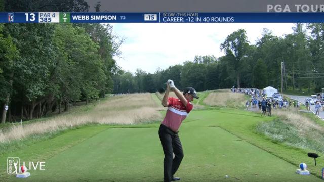 【ウェブ・シンプソン ゴルフ動画】2019年ツアーハイライト動画を中心にご紹介!