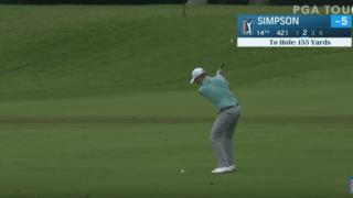 【ウェブ・シンプソン ゴルフ動画】2020年ツアーハイライト動画を中心にご紹介!