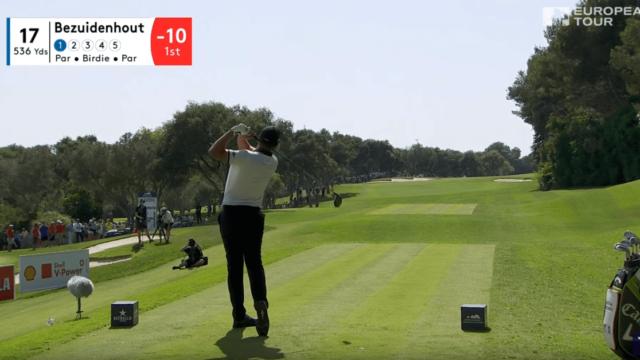 【クリスティアン・ベゾイデンハウト ゴルフ動画】2019年ツアーハイライト動画を中心にご紹介!