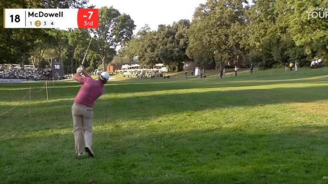 【グレーム・マクドウェル ゴルフ動画】2019年ツアーハイライト動画を中心にご紹介!