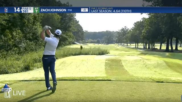 【ザック・ジョンソン ゴルフ動画】2019年ツアーハイライト動画を中心にご紹介!