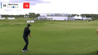 【ジェームス・モリソン ゴルフ動画】2019年ツアーハイライト動画を中心にご紹介!