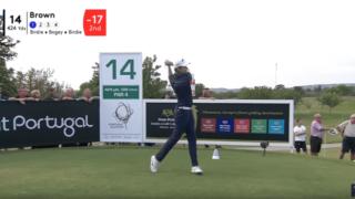 【スティーブン・ブラウン ゴルフ動画】2019年ツアーハイライト動画を中心にご紹介!