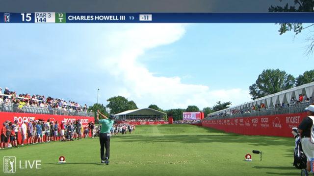 【チャールズ・ハウエル III ゴルフ動画】2019年ツアーハイライト動画を中心にご紹介!