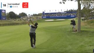 【パブロ・ララサバル ゴルフ動画】2019年ツアーハイライト動画を中心にご紹介!