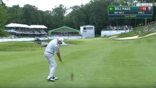 【ビル・ハース ゴルフ動画】2019年ツアーハイライト動画を中心にご紹介!