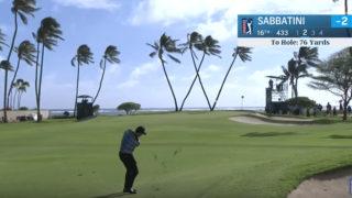 【ロリー・サバティーニ ゴルフ動画】2020年ツアーハイライト動画を中心にご紹介!