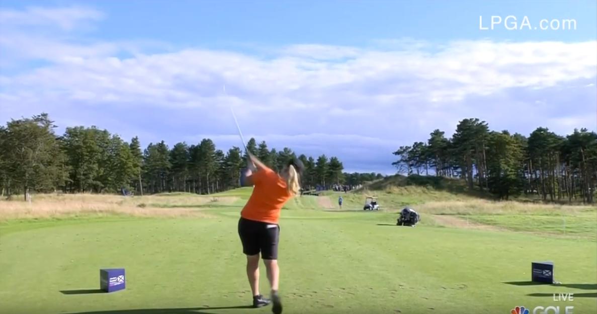【カロリーネ・ヘドバル ゴルフ動画】2019年ツアーハイライト動画を中心にご紹介!