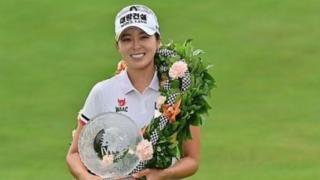 【ハー・ミジョン スイング】2019年最新ゴルフスイングをご紹介!