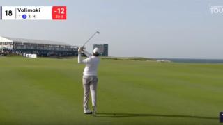 【サミ・バリマキ ゴルフ動画】2020年最新ツアーハイライト動画!
