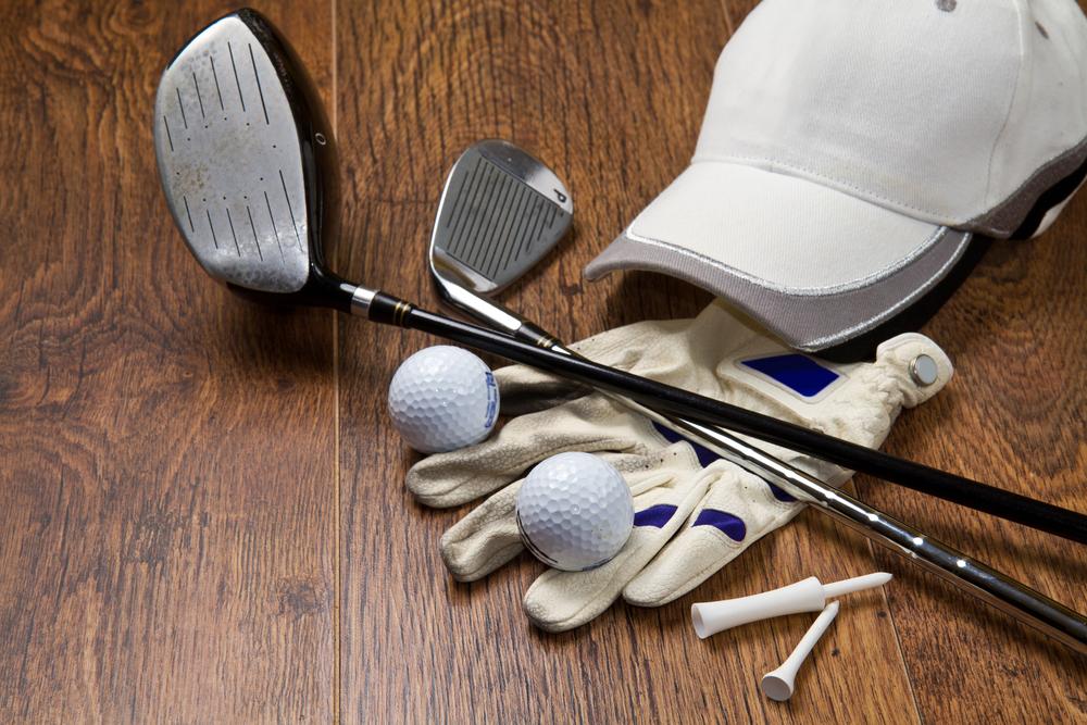 古いゴルフクラブやグッズはどうしています?