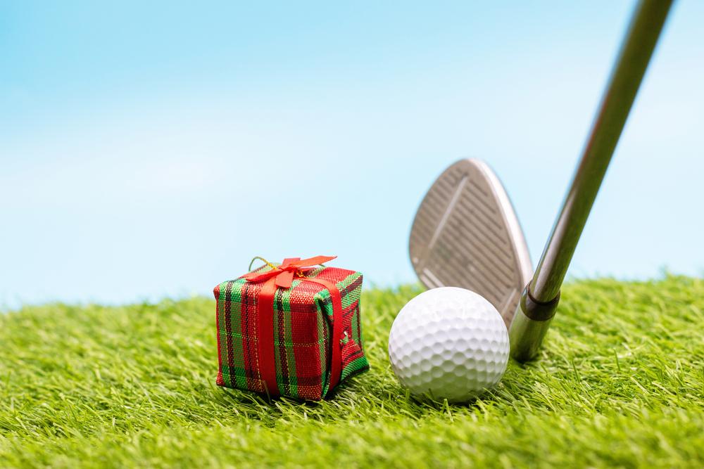 プレゼントにゴルフボールを選ぶ場合