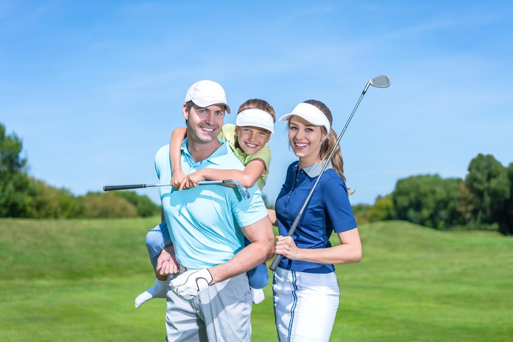 ゴルフ時の帽子のマナー
