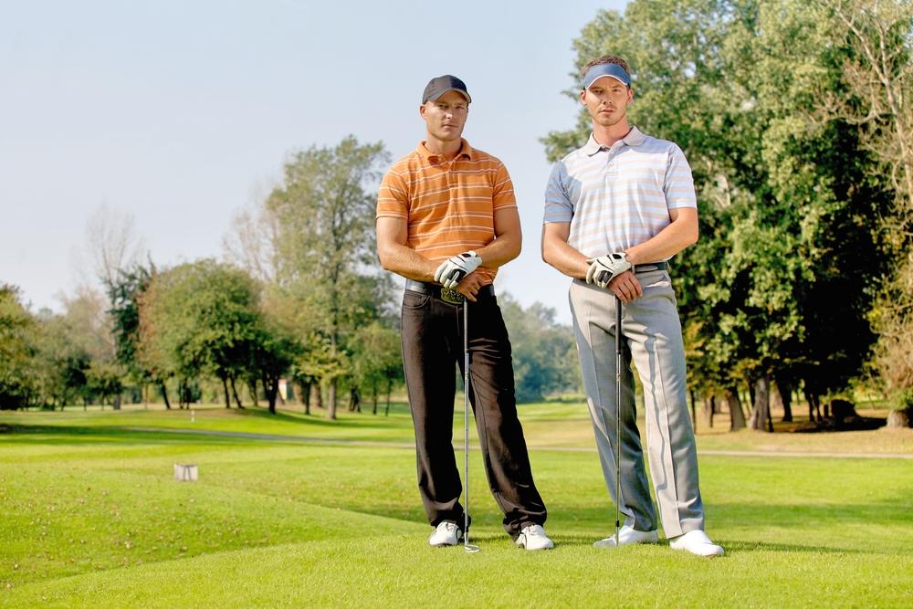 ゴルフ用帽子の種類